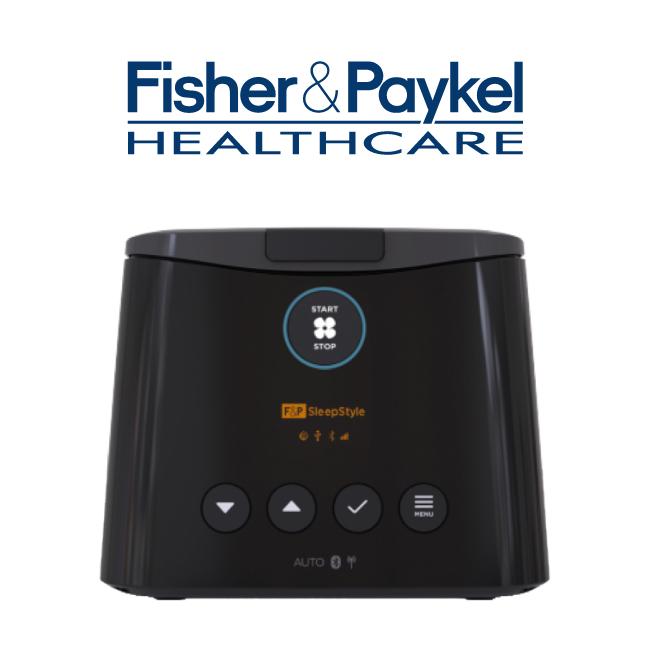 F&P SleepStyle Auto CPAP Machine